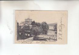 VY FRAN MANTTA PAPPERSBRUK     1900 - Finnland