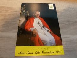 CITTA DEL VATICANO - ANNO SANTO DELLA REDENZIONE - PAPA GIOVANNI PAOLO II - - Vaticano