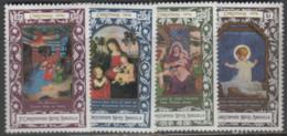 St.Christopher-Nevis - #328-31(4) - MNH - St.Kitts Und Nevis ( 1983-...)