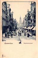 AMSTERDAM - Reguliersbreestraat - Amsterdam