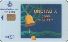 Thailand Phonecard TOT Nr. 026 Bangkok 2000 - Tailandia