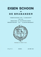 Eigen Schoon En De Brabander, Jaargang 1969 (onvolledig: 1-2, 3-4, 5-6, 7-8-9) - History