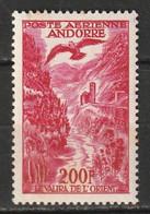 Andorre Poste Aérienne N° 3 ** - Correo Aéreo