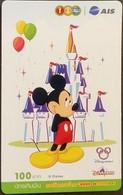 Mobilecard Thailand - 12Call / AIS - Disney - Mickey (1) - Tailandia