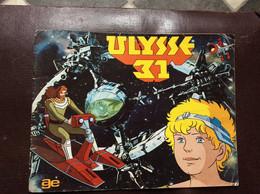 ALBUM VIGNETTES  Ulysse 31  ÂGE  Année 1981 - Zonder Classificatie