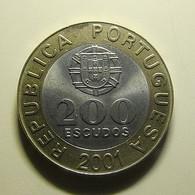 Portugal 200 Escudos 2001 - Portugal