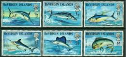"-British Virgin Islands-1972-""Ocean Fishing"" MNH ** - British Virgin Islands"