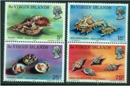 "-British Virgin Islands-1974-""Sea Shells"" MNH ** - British Virgin Islands"