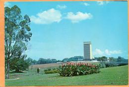 Kuala Lumpur Malaysia Old Postcard Mailed - Malaysia