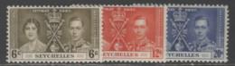 Seychelles - #122-24(3) - MNH - Seychellen (1976-...)