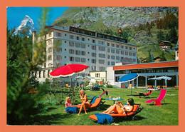 A679 / 213 Suisse ZERMATT Seiler Hotel Mont Cervin - Zonder Classificatie