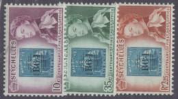 Seychelles - #195-97(3) - MNH - Seychellen (1976-...)