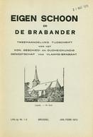 Eigen Schoon En De Brabander, Jaargang 1973 (onvolledig: 1-2, 5-6-7, 8-9-10, 11-12) - History