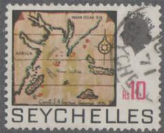 Seychelles - #270 - Used - Seychellen (1976-...)