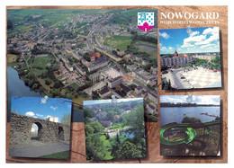 Nowogard (Naugard) - 5 Pieknych Widoków - Polen