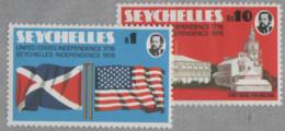 Seychelles - #351-52(2) - MNH - Seychellen (1976-...)