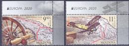 2020. Moldova, Europa 2020, Set, Mint/** - Moldavia