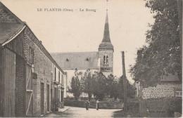 61 - LE PLANTIS - Le Bourg - Otros Municipios
