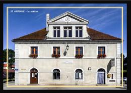 25  SAINT  ANTOINE    ...  La  Mairie - Other Municipalities