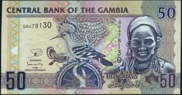 ♛ GAMBIA - 50 Dalasis Nd.(2006 - 2013) UNC P.28 C - Gambia