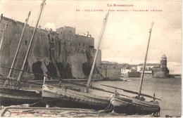 FR66 COLLIOURE - Labouche 34 - Port D'avall - Chateau Et église - Barques Catalanes - Belle - Collioure