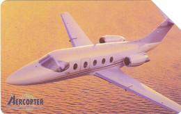 USATE  Aercopter - Pubbliche Figurate Ordinarie