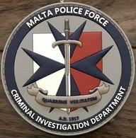 Malta C.I.D - Police & Gendarmerie