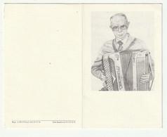 Doodsprentje Jef Zegers Echtg. Wuyts Tielen 1916 Turnhout 2002  Oud-strijder En Krijgsgevangene 1940-1945 Pentekening - Andachtsbilder