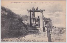 """Almeria (Andalucia) - Société Minière D'Almagrera Mine De Plomb Argentifère """"Union Primera"""" Puits D'extraction - Almería"""