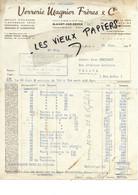 76 - Seine-maritime - BLANGY-SUR-BRESLE - Facture MAGNIER - Verrerie - 1948 - REF 171B - 1900 – 1949