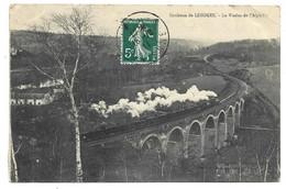 87 Environ De LIMOGES Le Viaduc De L'Aiguille - Limoges