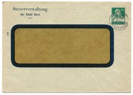 "88 - 76 - Entier Postal  Privé ""Steuerverwaltung Bern 1929"" - Interi Postali"