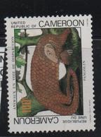 LOT 198 - CAMEROUN   N° 673 **   ANIMAUX  PANGOLIN - Kamerun (1960-...)
