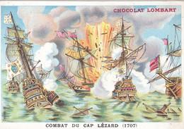 CHROMO CHOCOLAT LOMBART . - Lombart