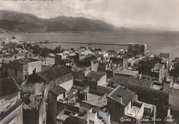 Cartolina  - Postcard /  Viaggiata  - Sent  / Gaeta, Rione Porto Salvo. ( Gran Formato ) - Autres Villes