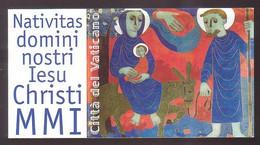 Vatikan , MH 0-9 , Xx  (5712) - Booklets