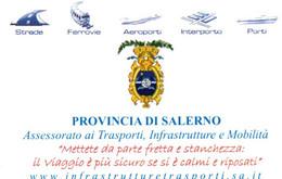 NUOVE  Salerno - Campagna Sicurezza Stradale - Pubbliche Figurate Ordinarie