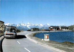Restaurant Nufenenpasshöhe (8302) - Reisebusse, Autos - VS Valais