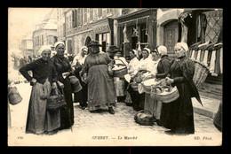 23 - GUERET - LE MARCHE - GROUPE DE FEMMES - Guéret