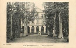 LA REUNION SAINT DENIS LE PALAIS DE JUSTICE - Saint Denis