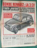 L'auto Journal N° 193 - Auto/Moto
