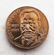 France - 10 Francs Victor Hugo 1985 - K. 10 Franchi