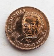 France - 10 Francs Stendhal 1983 - K. 10 Franchi