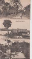 AFRIQUE  -  LOT DE 20 CARTES  -  Divers Pays  -  Voir Scans  - - 5 - 99 Postkaarten