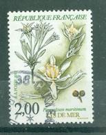 """FRANCE - N° 2766 Oblitéré - Série """"Nature De France"""" (IX). Fleurs Des étangs Et Marais. Lys De Mer. - Gebruikt"""