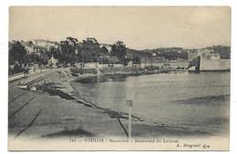 83 TOULON Mourillon Boulevard Du Littoral - Toulon