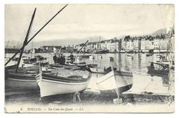 83 TOULON  Un Coin Des Quais - Toulon