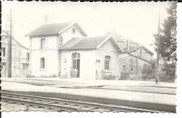 55 - Meuse - Fains Les Sources - La Gare - Unclassified