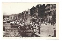 83 TOULON Le Carré Du Port - Toulon