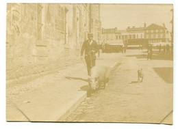 Photographie Privée BERGERAC Vers 1900 - Lieux